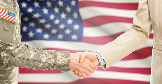 Solving the skilled labor dilemma with military veterans